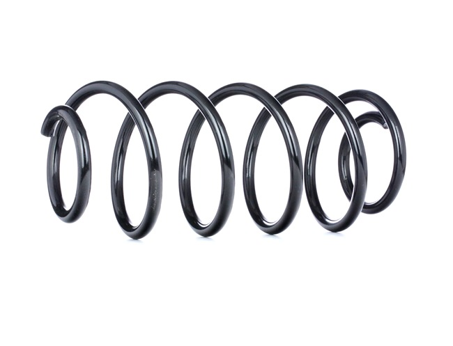 Coil springs KYB 7909123 Front Axle