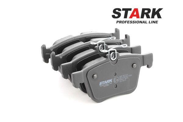 STARK Hinterachse, nicht für Verschleißwarnanzeiger vorbereitet SKBP0011227