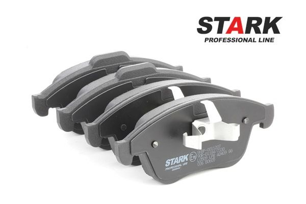 Brake Pad Set, disc brake SKBP-0011207 Clio 4 (BH_) 1.6 RS MY 2019
