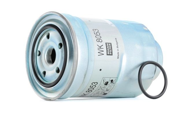 Fuel filter Height: 140mm with OEM Number 1770A053