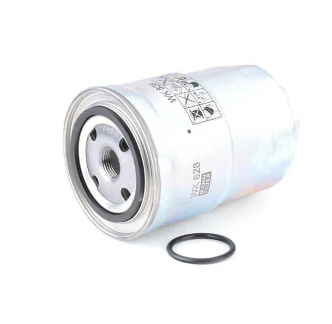 Filtro de combustible MANN-FILTER 7912415 Filtro enroscable, con juntas