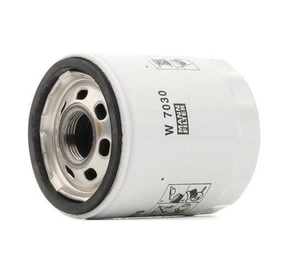 MANN-FILTER W7030 Filtro olio motore