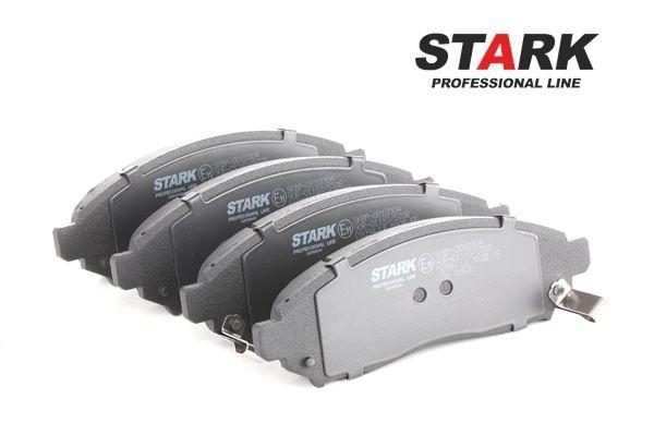 STARK Vorderachse, mit akustischer Verschleißwarnung SKBP0010304