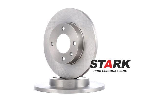 STARK SKBD-0022805 Комплект спирачни дискове VW SAVEIRO Г.П. 2012