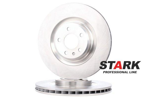 Brake Disc Brake Disc Thickness: 29,3mm, Ø: 345,0mm with OEM Number 8K0615301Q