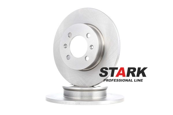 STARK SKBD0022987 Brake disc set MG MGF MY 2001