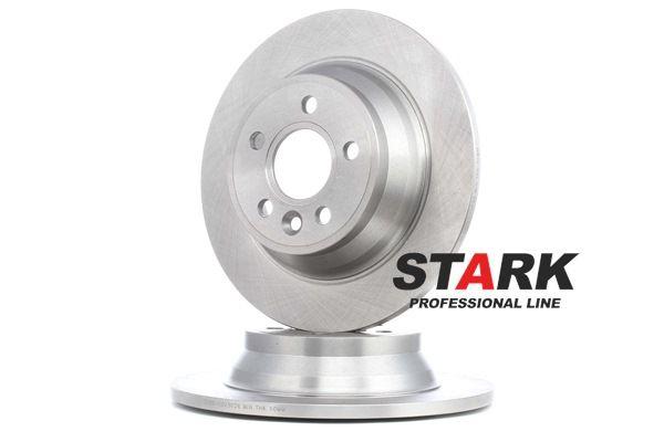 Bremsscheibe Bremsscheibendicke: 12mm, Ø: 302mm mit OEM-Nummer 30769058