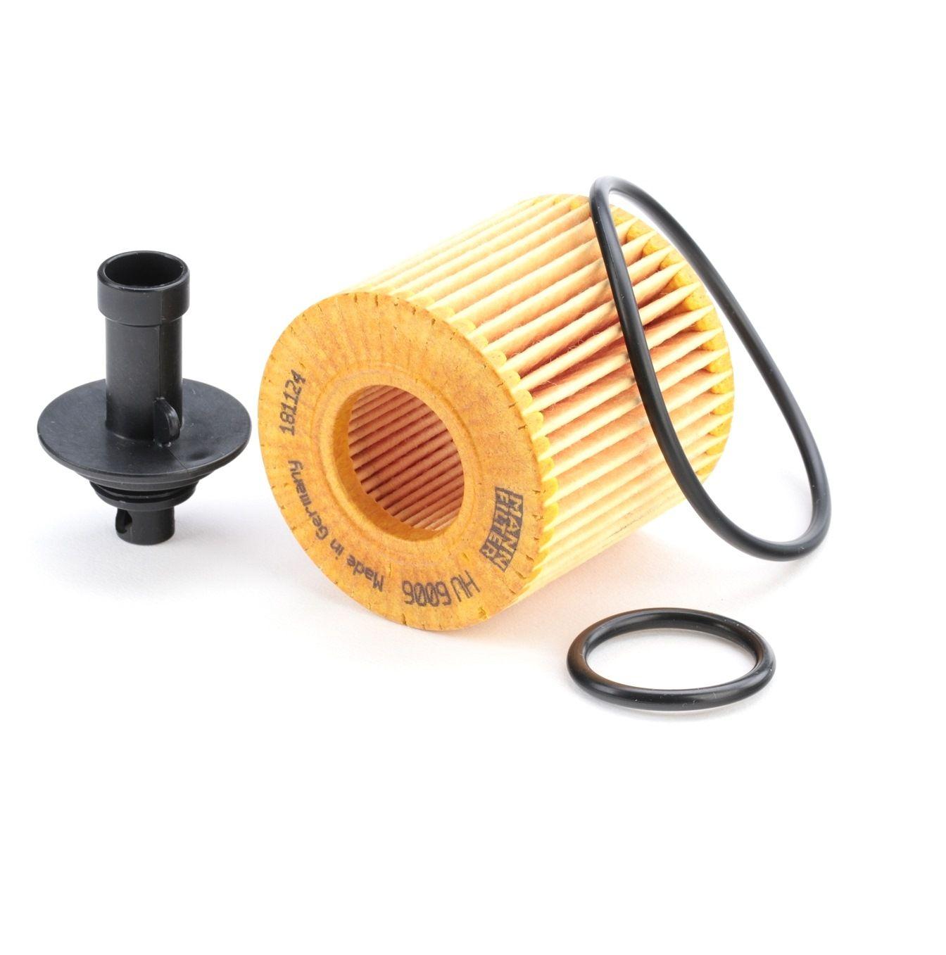 Filter MANN-FILTER HU 6006 z Bewertung