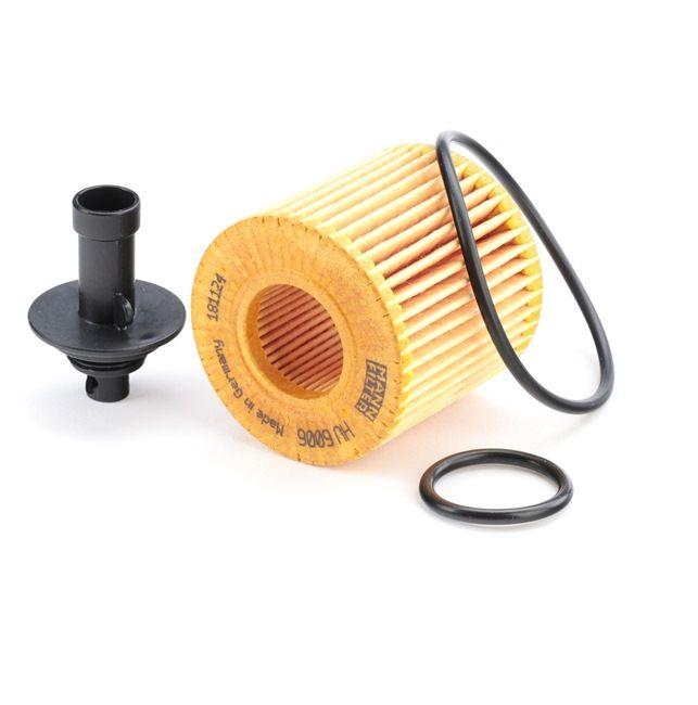 MANN-FILTER Filtereinsatz HU6006z