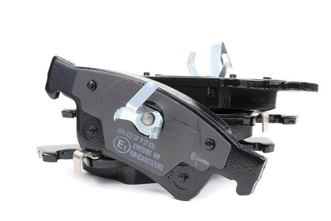 OEM Brake Pad Set, disc brake BREMBO D14988698 for DODGE