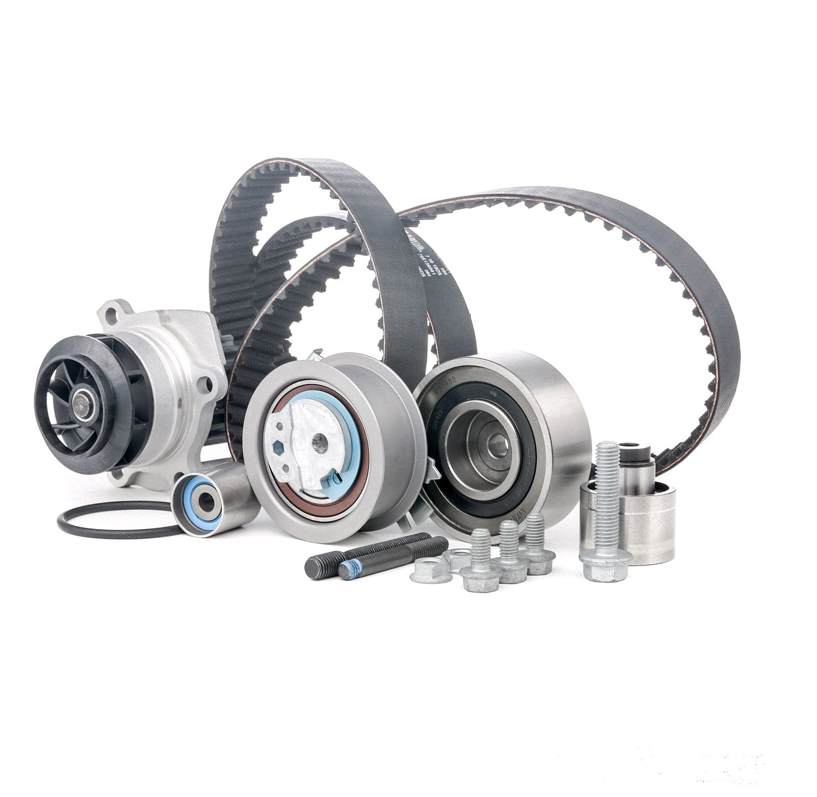Water Pump + Timing Belt Kit SNR KDP457.720 rating