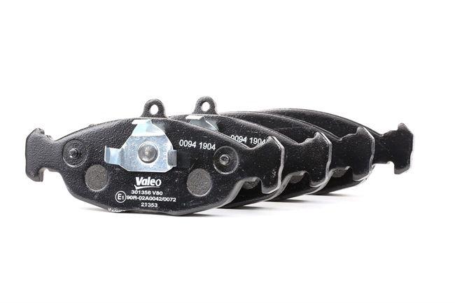 Комплект спирачно феродо, дискови спирачки 301356 Corsa B Хечбек (S93) 1.2 i (X 12 SZ, C 12 NZ) Г.П. 1996