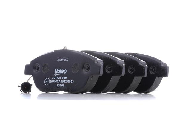 Bremsbelagsatz, Scheibenbremse Breite 1: 137mm, Höhe 1: 57,5mm, Dicke/Stärke 1: 19mm mit OEM-Nummer 7 736 5623
