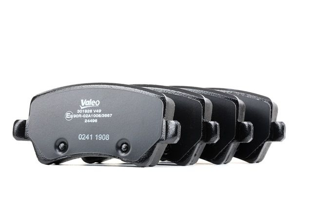VALEO 301928 Brake pad set disc brake