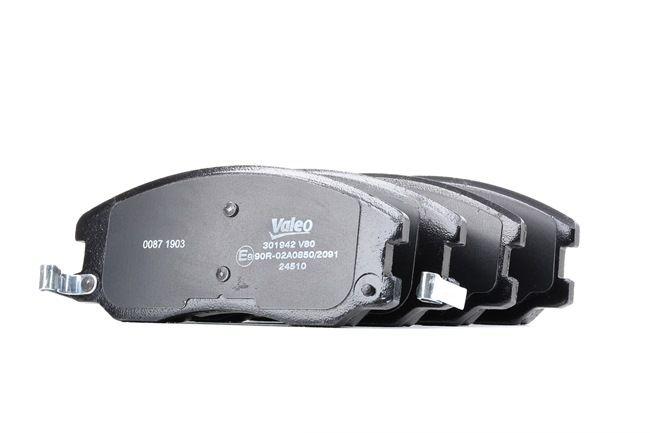 OEM Комплект спирачно феродо, дискови спирачки VALEO 7950197 за OPEL