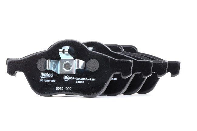 Bremsbelagsatz, Scheibenbremse 301026 MEGANE 3 Coupe (DZ0/1) 2.0 R.S. Bj 2020