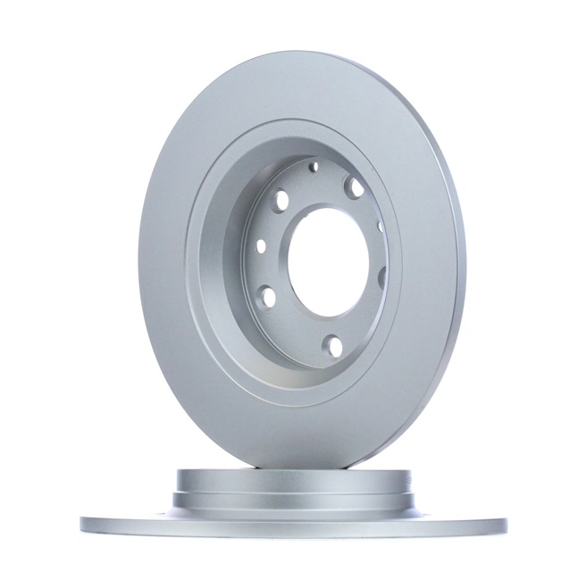 Brake discs and rotors DELPHI 7974951 Solid, Coated, Untreated