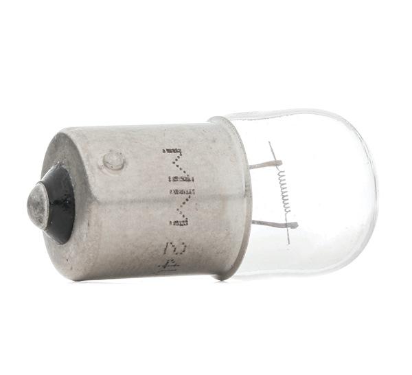 Glühlampe, Kennzeichenleuchte R10W, BA15s, 24V, 10W 004009100000