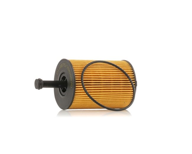 Oil Filter Ø: 70,5mm, Height: 140,5mm, Height 1: 95,2mm with OEM Number 1250 679