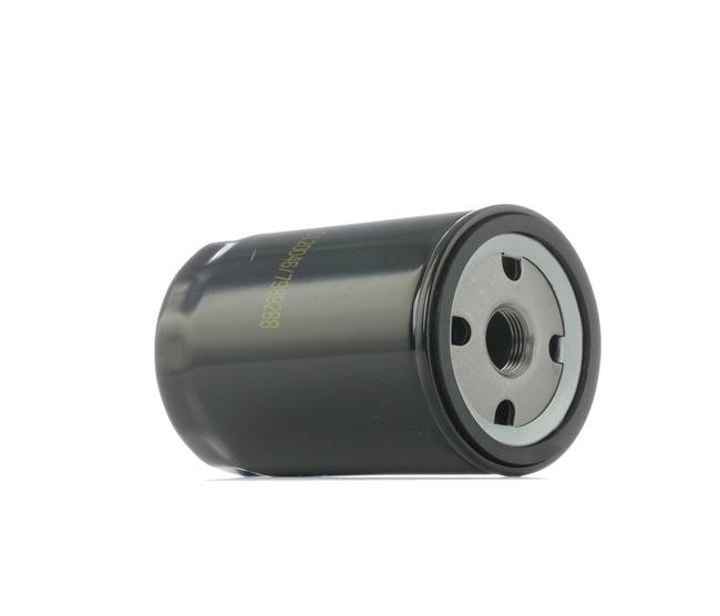 Ölfilter Ø: 76mm, Außendurchmesser 2: 71mm, Innendurchmesser 2: 61mm, Höhe: 123mm mit OEM-Nummer 5003558AA