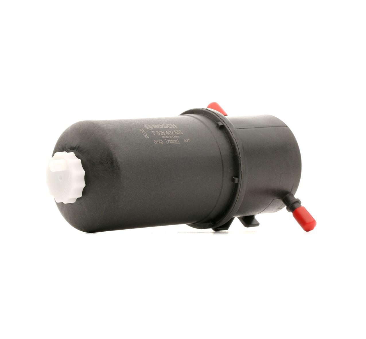 Fuel filter BOSCH F 026 402 853 rating