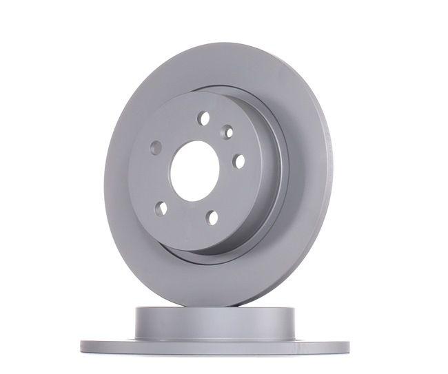 Frenos de disco BOSCH E190R02C03710142 Macizo, revestido