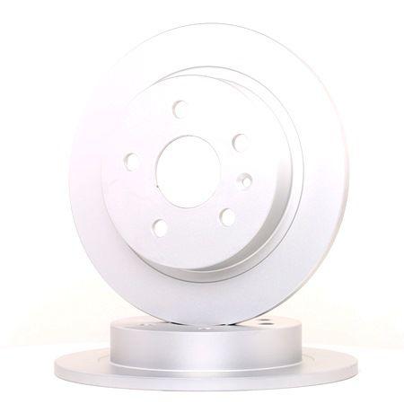BOSCH 0986479C73 Disc brake set