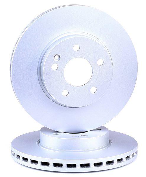 Frenos de disco BOSCH BD2189 ventilado, Ventilación interna, revestido, altamente carbonizado