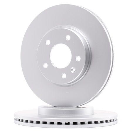 BOSCH 0986479C56 Disc brake set