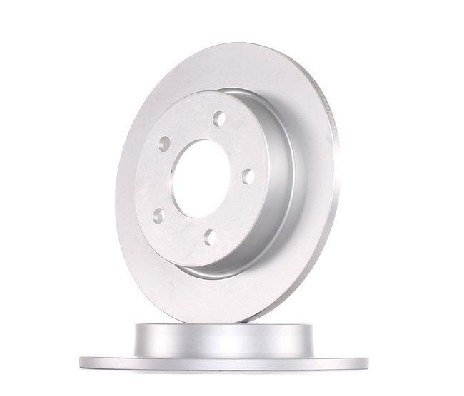 Brake Disc 0 986 479 C77 3 (BL) 2.0 MY 2012