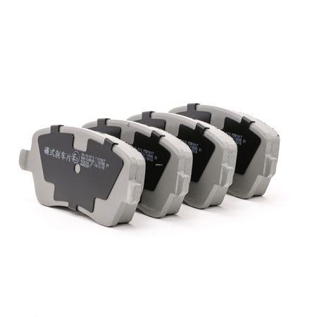Brake Pad Set, disc brake 50-00-013 OEM part number 5000013