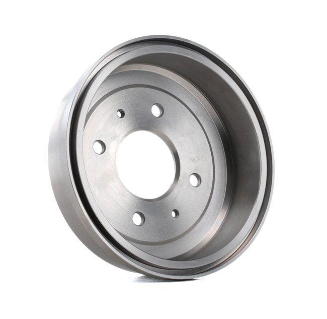 Frenos de tambor STARK 7994935 Eje trasero, sin anillo sensor ABS, sin buje de rueda, sin cojinete rueda