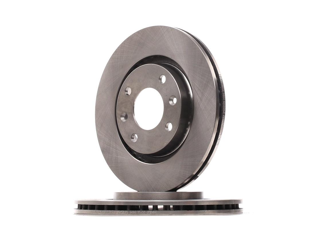 Brake Rotors RIDEX 82B0015 rating