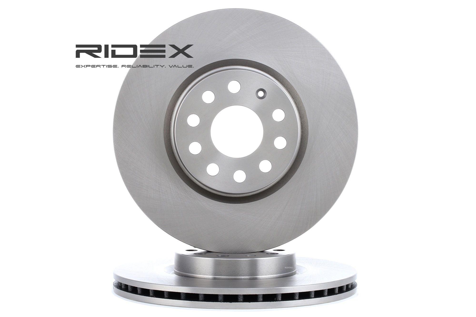 Scheibenbremsen RIDEX 82B0031 Bewertung