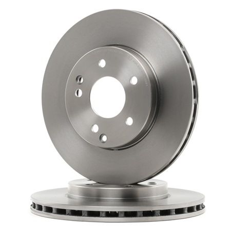 RIDEX 82B0021 Disc brake set