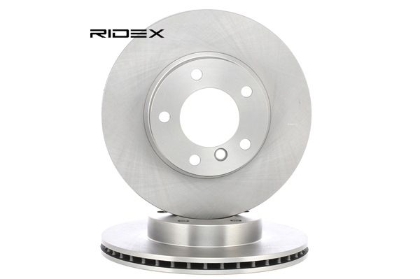 Frenos de disco RIDEX 7999002 Eje delantero, Ventilación interna