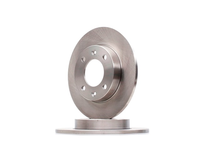 RIDEX 82B0653 Disc brake set