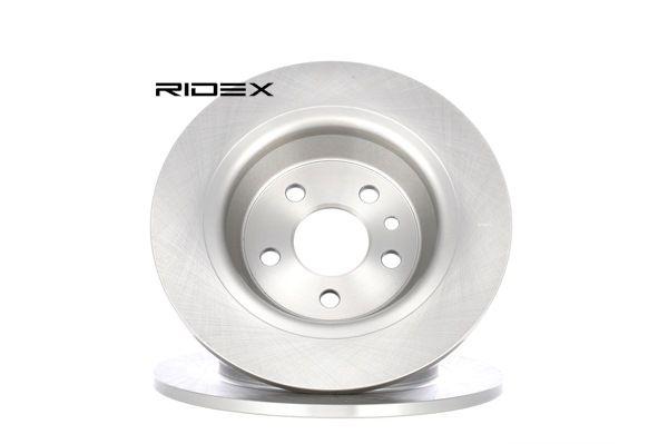 RIDEX 82B0175 Tarcza hamulcowa