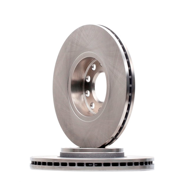 Bremsscheibe Bremsscheibendicke: 25mm, Felge: 10-loch, Ø: 288mm mit OEM-Nummer 4B0615301B