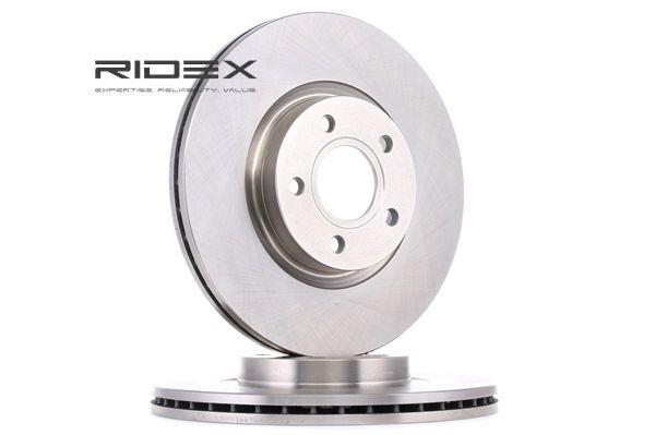 RIDEX 82B0166 Tarcza hamulcowa