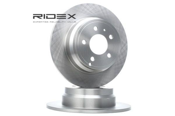 RIDEX 82B0220 Disc brake set
