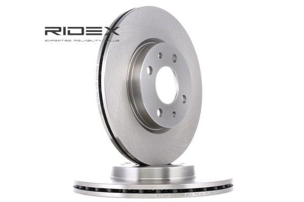 Frenos de disco RIDEX 7999111 Eje delantero, ventilado