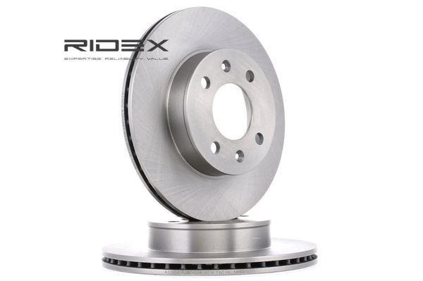 Brake Disc HYUNDAI | RIDEX Article №: 82B0389