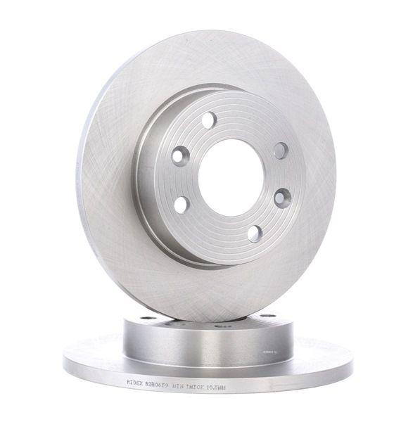 OEM Disque de frein RIDEX 82B0659