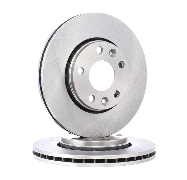 RIDEX 82B0283 Discos de freno