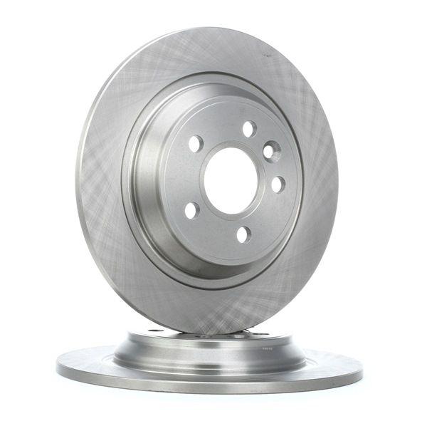 RIDEX 82B0374 Disc brake set