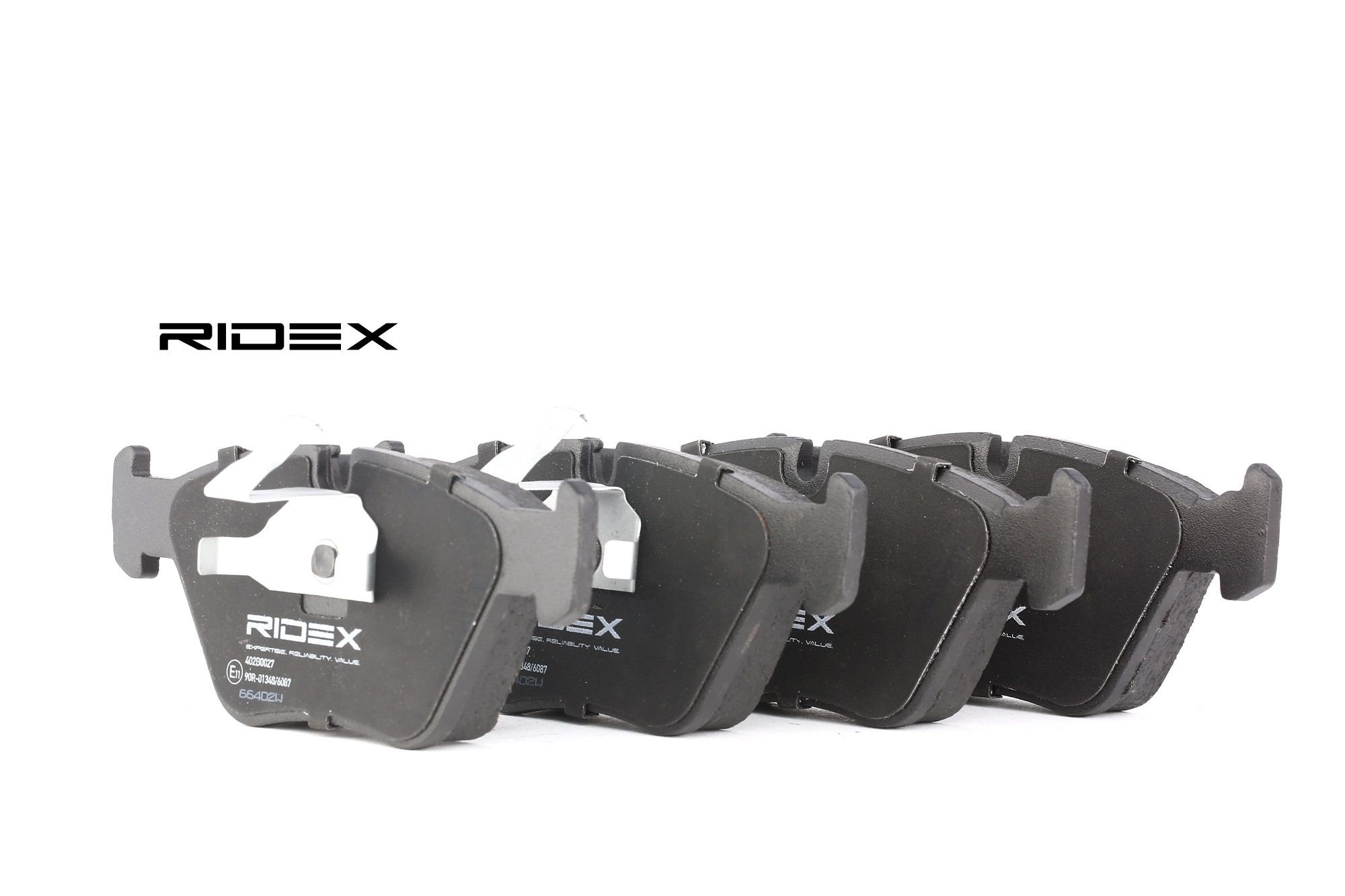 Bremsbelagsatz RIDEX 402B0027 Bewertung