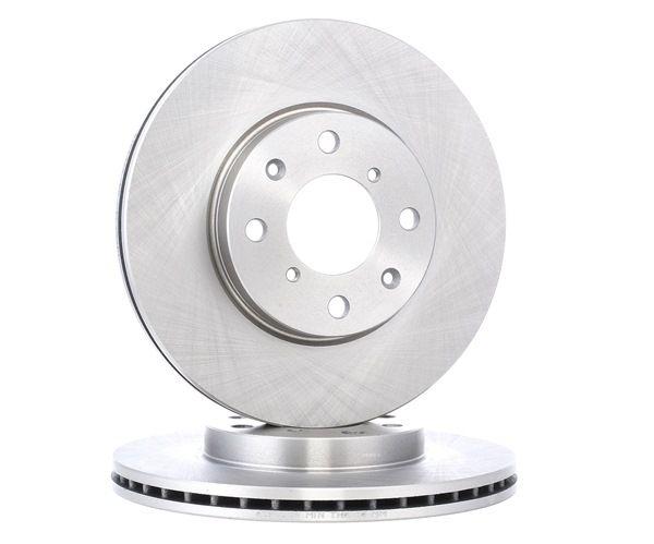 RIDEX 82B0056 Disc brake set