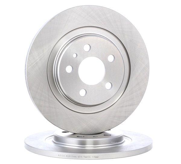 Bremsscheibe Bremsscheibendicke: 12mm, Lochanzahl: 5, Ø: 272mm mit OEM-Nummer 4246.P4