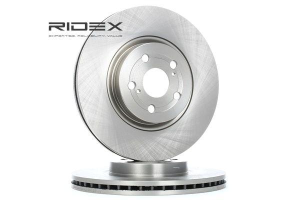 RIDEX 82B0158 Disc brake set